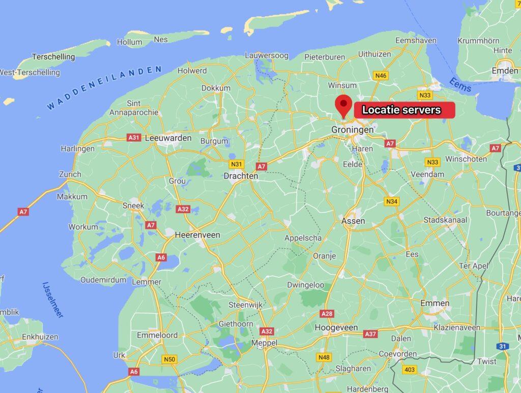 Podcast bestanden in Groningen