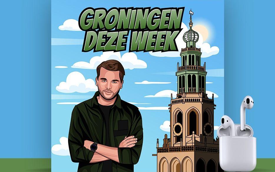 podcast Groningen deze week