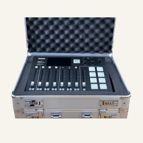 Rodecast pro studio set