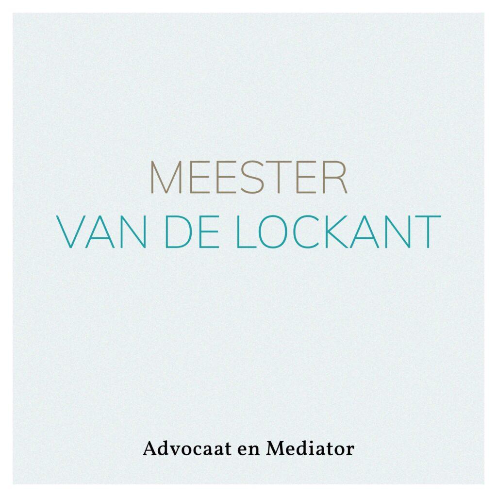 podcast meester van de Lockant