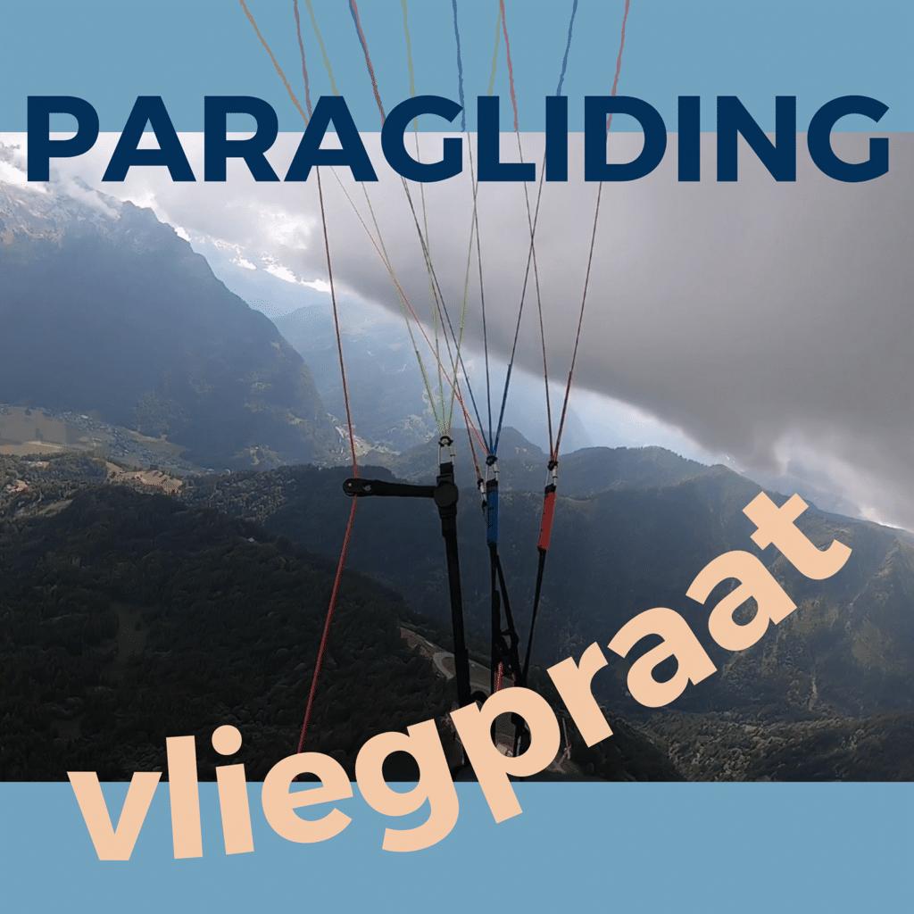Paragliding vliegpraat podcast