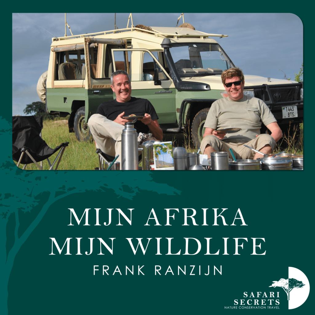 Mijn Afrika mijn wildlife podcast