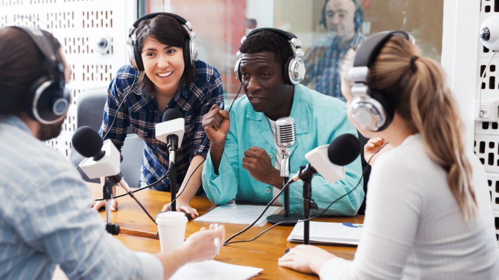 Podcast interview tips