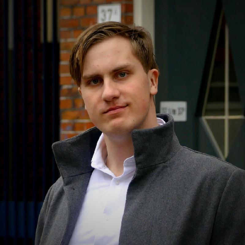 Jarin van der Kooi