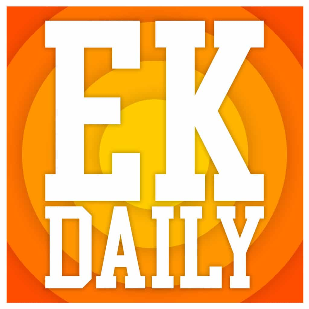 EK Daily Podcast